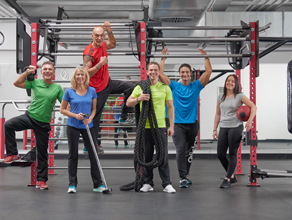 Studio Fitness Functional Training