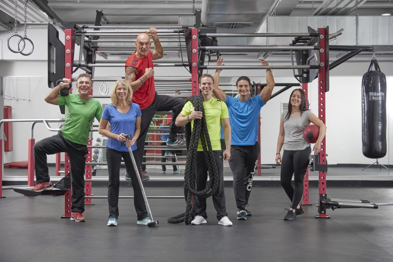 Studio Fitness Leonberg | Functional Area