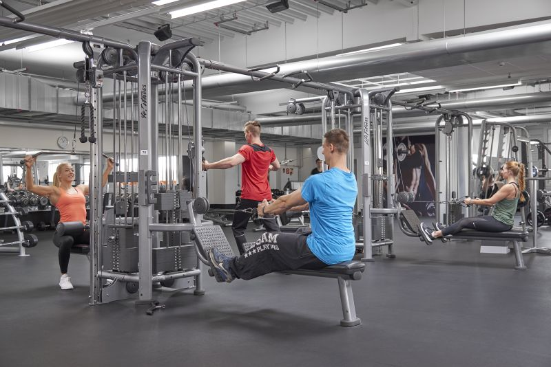 Studio Fitness Leonberg | Trainingsbereich