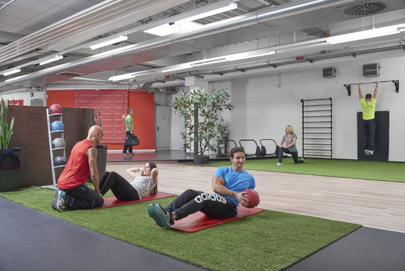 Studio Fitness Leonberg | HOIST Trainingsgeräte